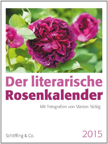 Mail-Brandt Nickig Literarischer Rosenkalender