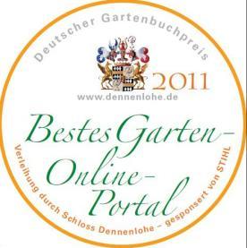 Bestes Garten-Online-Portal 2011