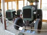 Traktor Foto Brandt aus dem Agrarmuseum Crimmitschau