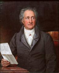 Johann Wolfgang von Goethe Foto Wikipedia