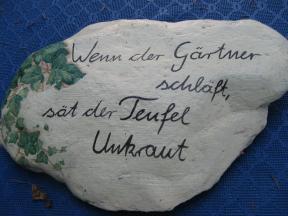 Unkraut Gedichte Redensarten Zitate Bauernregeln Zum Un